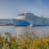 Meyer werf  Papenburg :Quantum of the seas